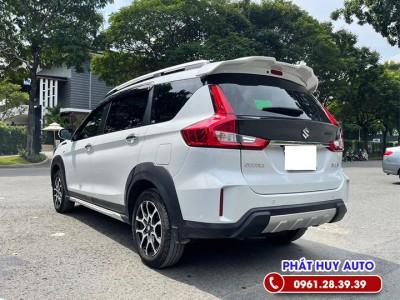 Đuôi gió Suzuki XL7 thể thao