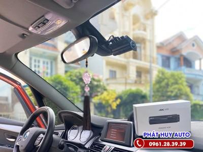 Camera hành trình BMW 218i Iroad X10