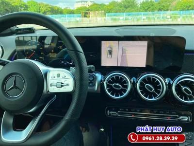 Camera 360 độ Mercedes GLB 200