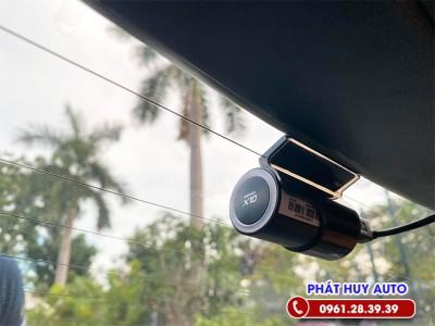 Camera hành trình BMW 530i Iroad X10