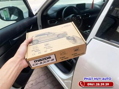 Độ gập gương lên kính Mazda CX5