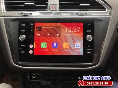Màn hình DVD Android Volkswagen Tiguan