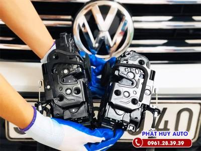 Cửa hít tự động Volkswagen Tiguan