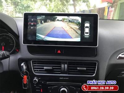 Màn hình DVD Android Audi Q5