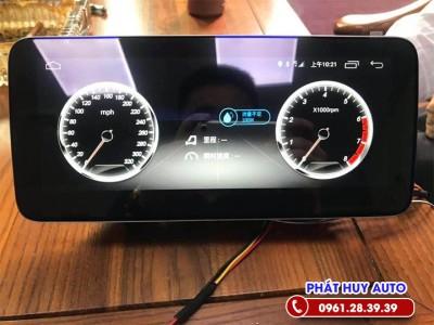 Màn hình DVD Android Mercedes chính hãng