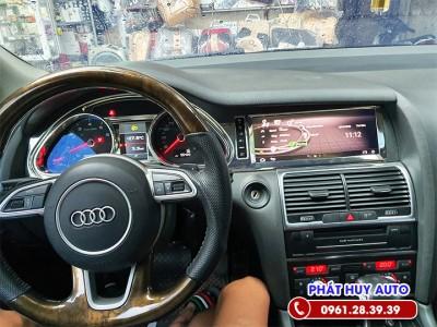 Màn hình DVD Android Audi Q7