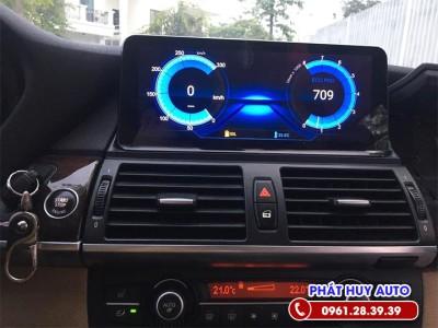 Màn hình DVD BMW X5
