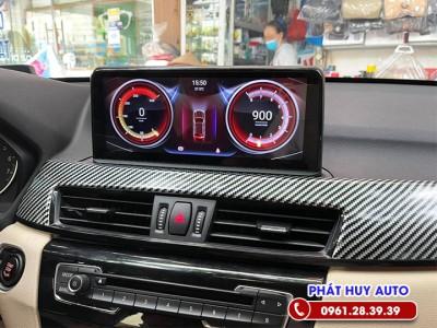 Màn hình DVD Android BMW X1