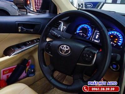 Cảnh báo điểm mù Toyota Camry