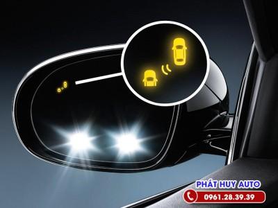 Cảnh báo điểm mù Mazda 2