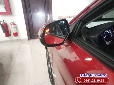 Cảnh báo điểm mù Toyota Rush