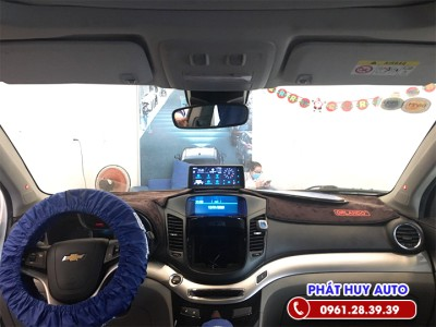 Cảnh báo điểm mù Chevrolet Orlando