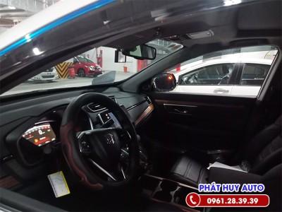 Cảnh báo điểm mù Honda Civic