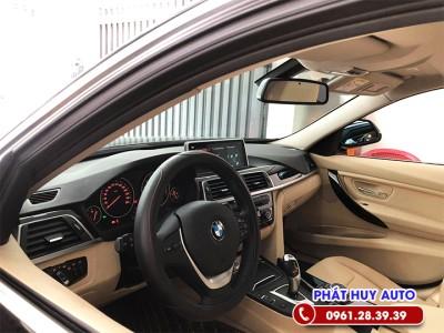Cảnh báo điểm mù xe BMW
