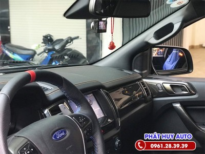 Cảnh báo điểm mù Ford Ranger