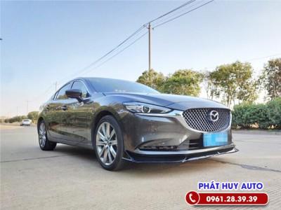 Lip cản trước Mazda 6