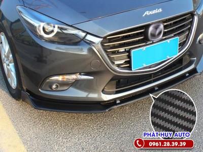 Lip cản trước Mazda 3