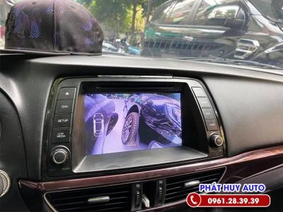 Camera cập lề Mazda 6