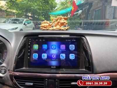 Màn hình DVD Android Mazda 6