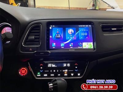 Màn hình DVD Android Honda HRV 2021