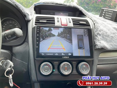 Camera 360 độ Subaru XV 2012