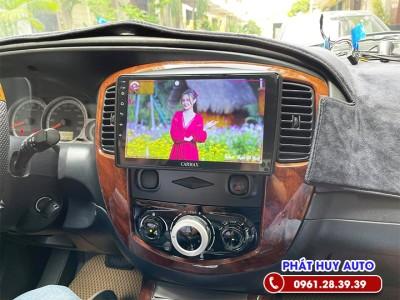 Màn hình DVD Android Ford Escape