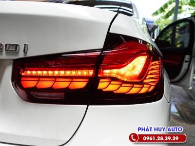 Độ đèn hậu BMW 320i