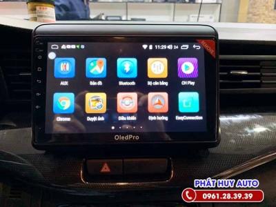 Màn hình DVD Suzuki XL7 Android OLED Pro