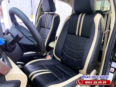 Bọc ghế da Toyota Vios cao cấp, giá rẻ