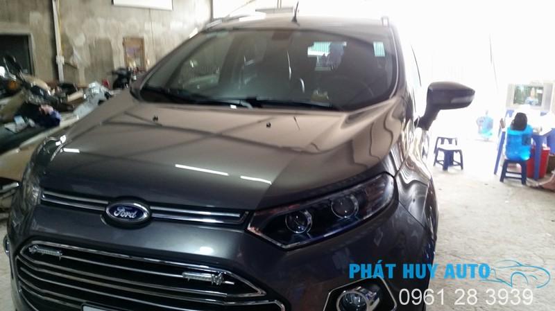 Phủ nano xe Ford Ecosport