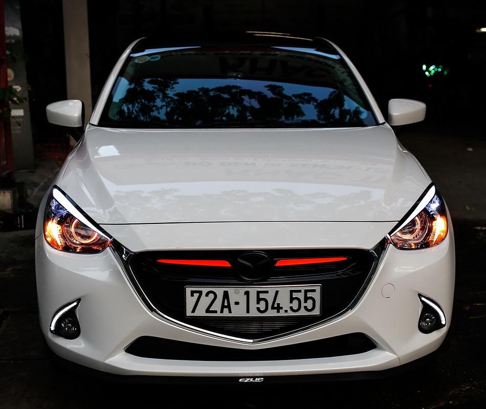 Độ đèn cho ô tô